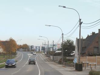 Energiezuinige openbare verlichting - Stad Tielt